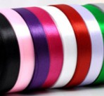 50m of 15mm Satin Ribbon