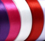 50m of 25mm Satin Ribbon